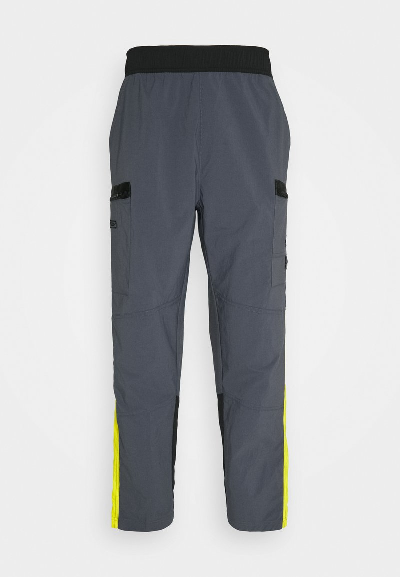 The North Face - STEEP TECH PANT UNISEX - Cargobyxor - vanadis grey/lightning yellow/black