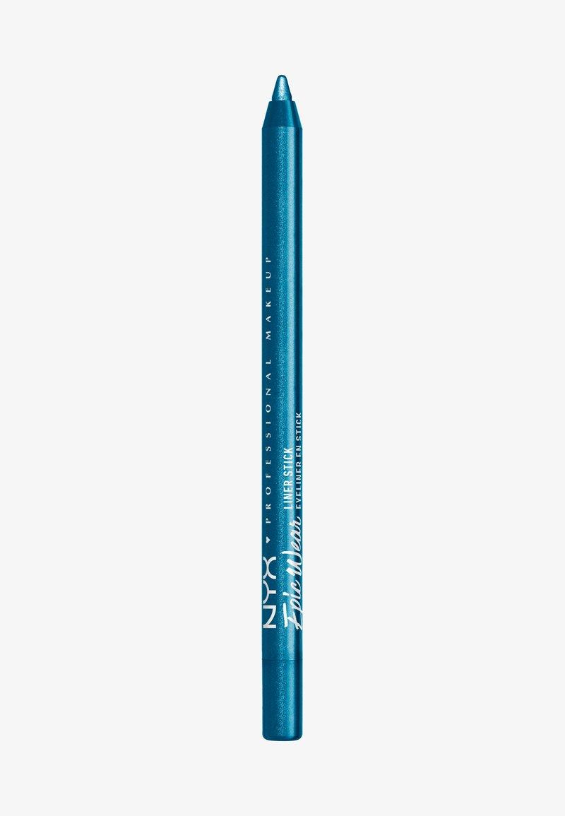 Nyx Professional Makeup - EPIC WEAR LINER STICKS - Eyeliner - 11 turquoise storm