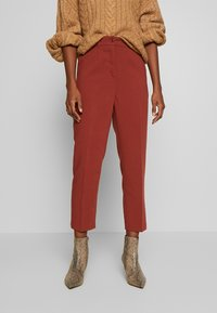 Re.draft - FORMAL PANTS - Trousers - toffee - 0