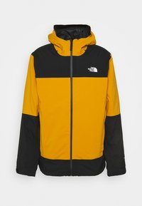 The North Face - MOUNTAIN LIGHT TRICLIMATE JACKET - Down jacket - citrine yellow/black - 5