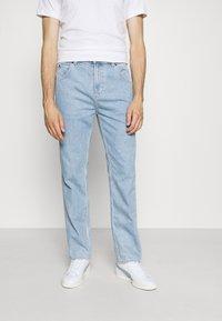 Dickies - HOUSTON - Straight leg jeans - blue - 0
