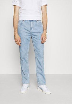 HOUSTON - Jeans straight leg - blue