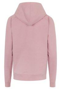 Cleptomanicx - Hoodie - light pink - 1