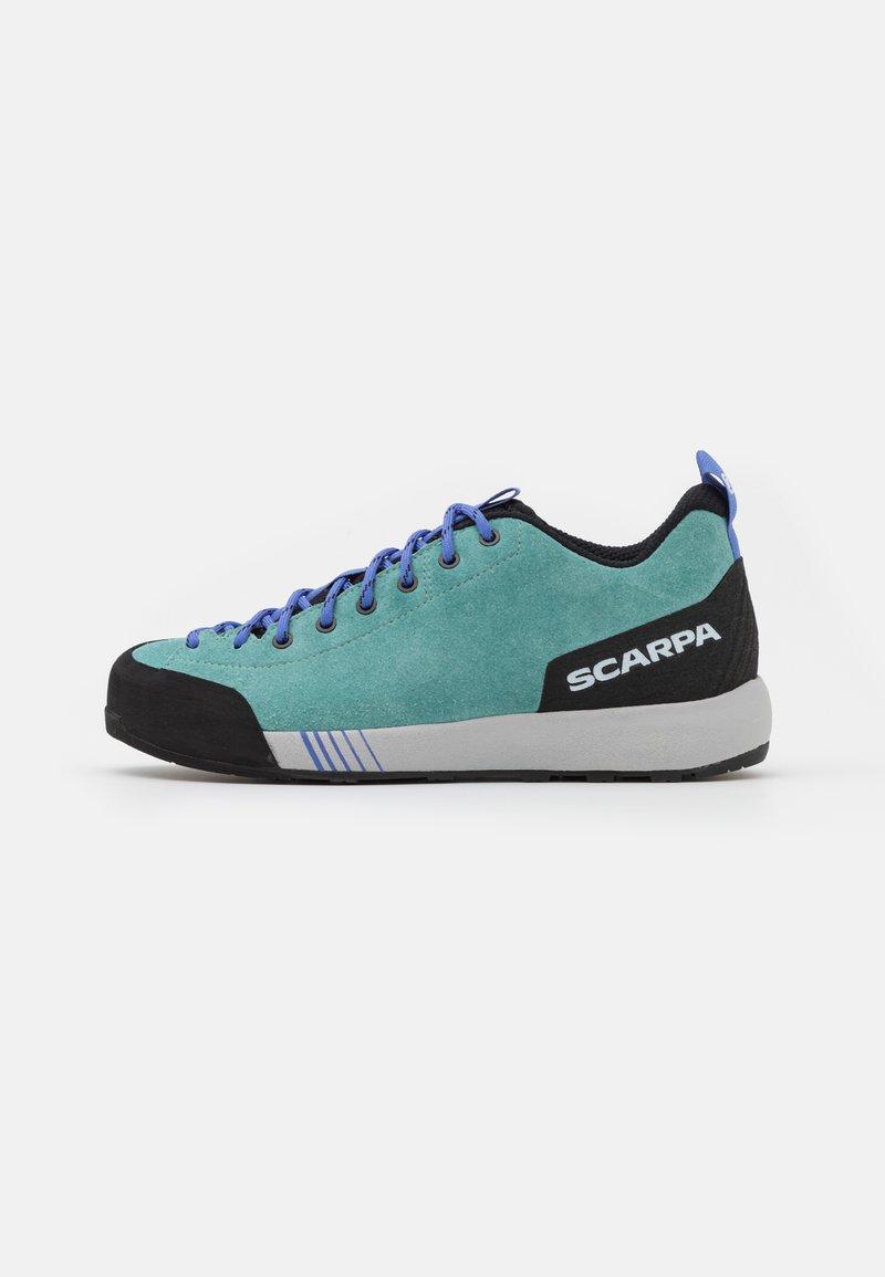 Scarpa - GECKO  - Trekingové boty - aqua/violet blue