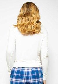 Cyberjammies - Pyjama top - cream - 2