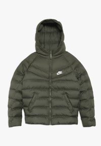Nike Sportswear - JACKET FILLED - Winter jacket - medium olive - 0
