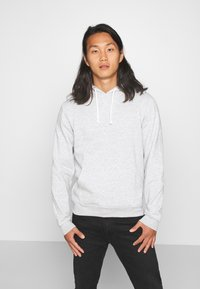Pier One - 2 PACK - Hoodie - black / light grey - 3