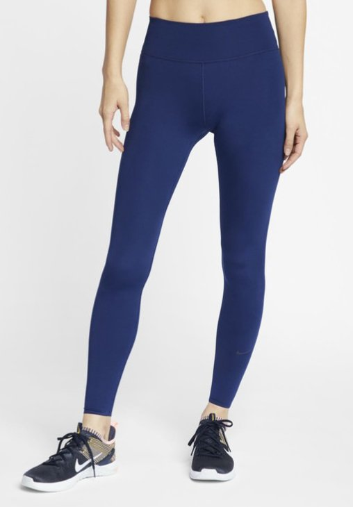 Nike Performance - ONE LUXE - Tights - blue