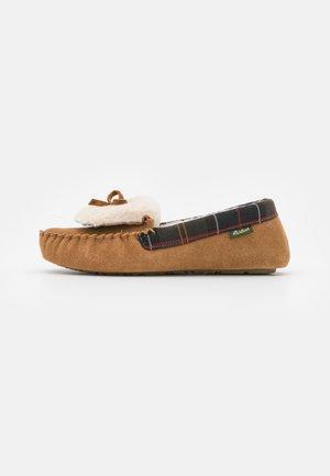 DARCIE - Pantoffels - tan