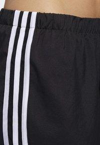 adidas Performance - MARATHON 20 SHORTS - Sportovní kraťasy - black - 4
