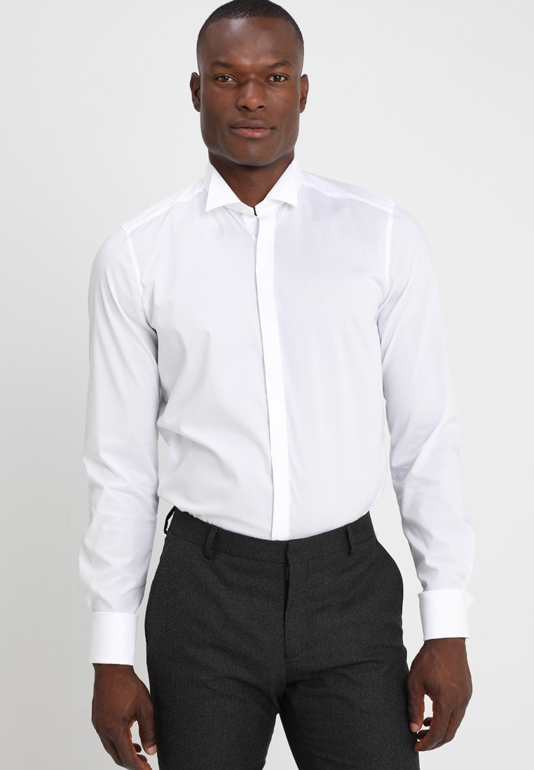 OLYMP Level Five - BODY FIT - Formal shirt - white