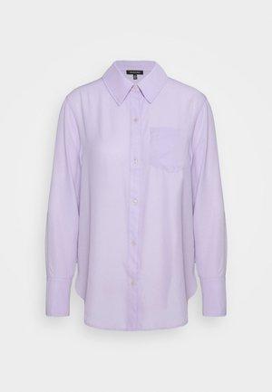 OVERSIZE SHIRT - Košile - lavender