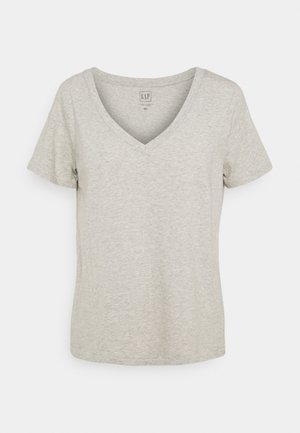 T-shirts - heather grey