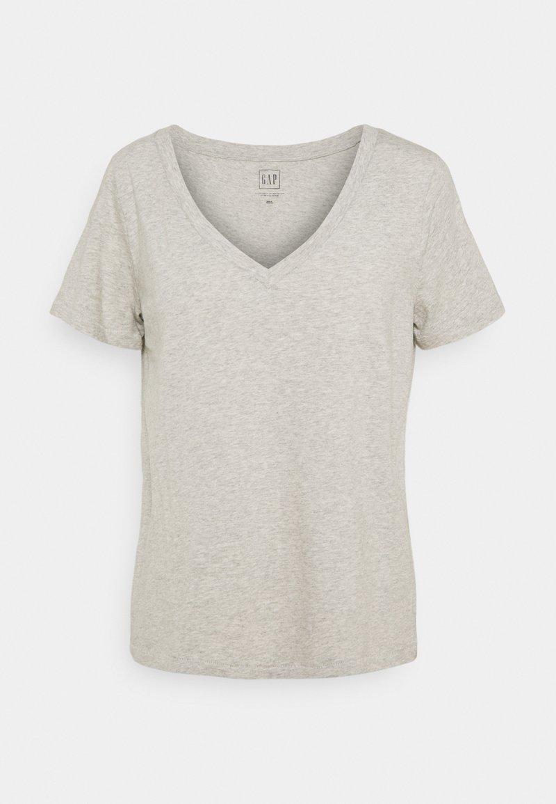 GAP - Basic T-shirt - heather grey