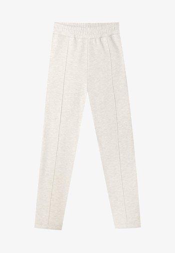 CHINO-JOGGER PANTS