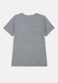Kaporal - OREL - Print T-shirt - navy melange - 1