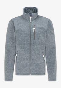 ICEBOUND - Light jacket - rauchmarine melange - 4