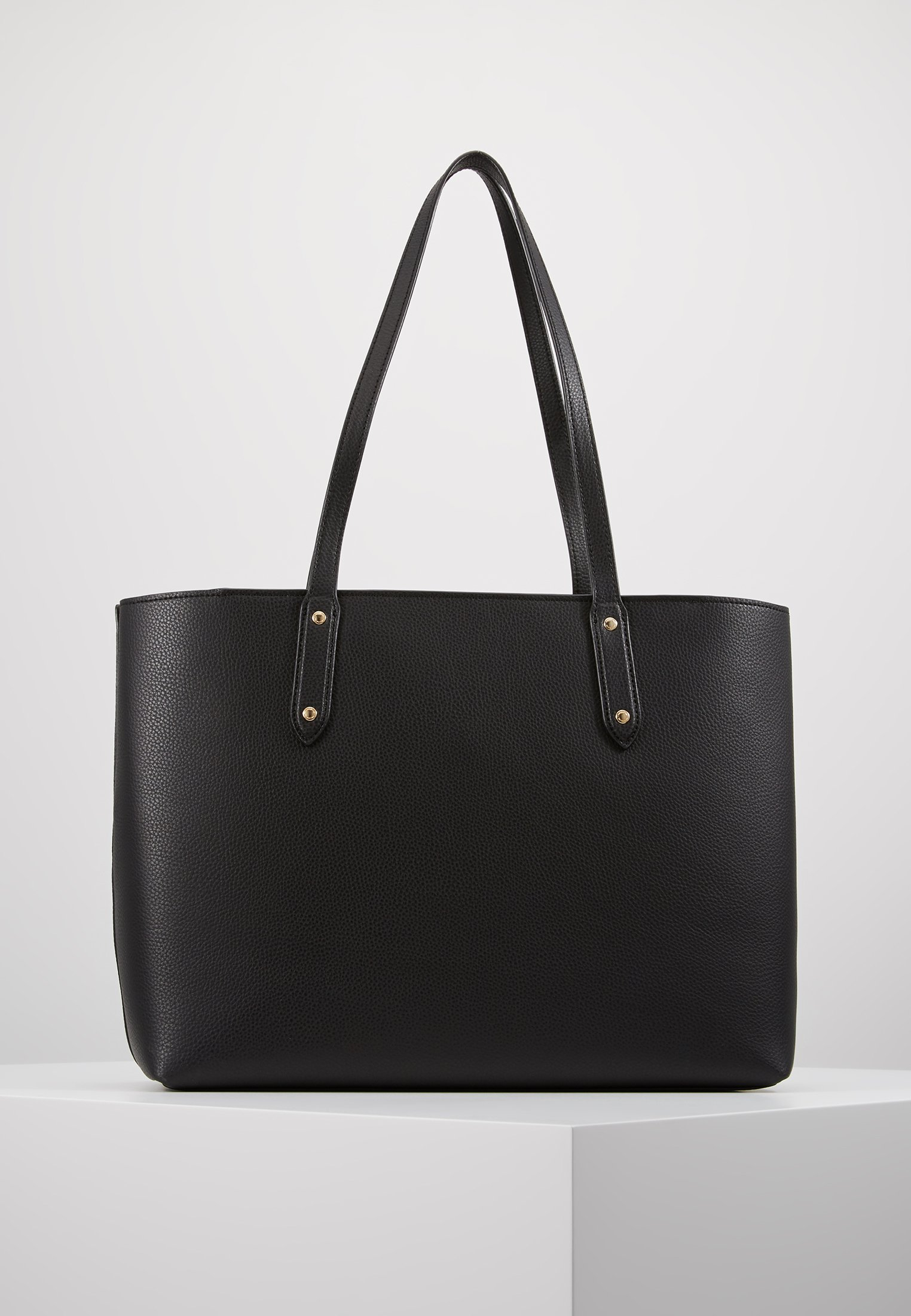 Coach Central Tote With Zip - Shopping Bag Black/schwarz