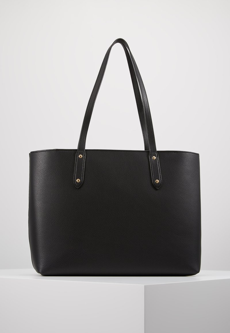 Coach CENTRAL TOTE WITH ZIP - Shoppingväska - black