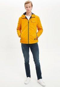 DeFacto - Light jacket - yellow - 1
