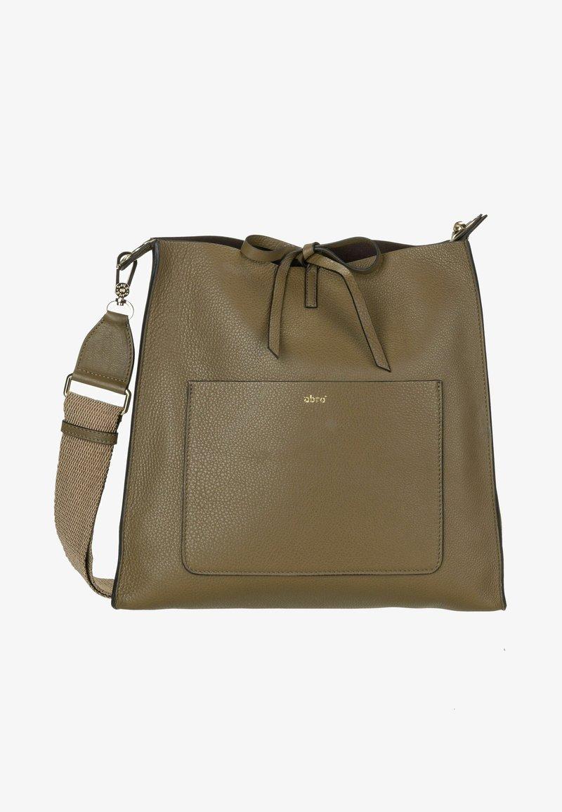 Abro - RAQUEL  - Across body bag - colonial