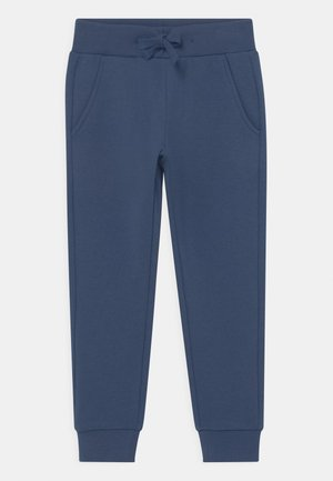 MINI  - Tracksuit bottoms - dark dusty blue