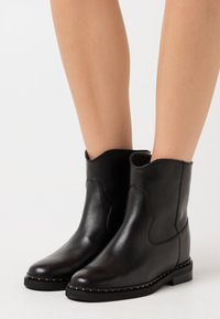 Hash#TAG Sustainable - Classic ankle boots - palermo nero - 0