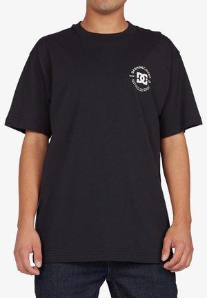 STAR PILOT - Print T-shirt - black