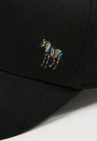 PS Paul Smith - MEN CAP ZEBRA - Casquette - black - 4