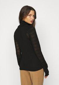 Fashion Union Petite - LAUREL - Jumper - black - 2