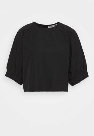 CECE BLOUSE - Blouse - black dark