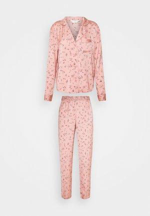 Pyjama set - pink mix
