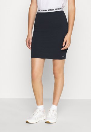 BODYCON SKIRT - Pencil skirt - twilight navy