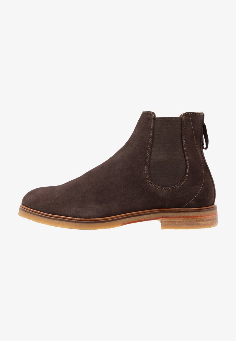 Clarks - CLARKDALE GOBI - Classic ankle boots - dark brown