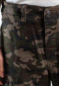Reell - NEW CARGO SHORT - Shorts - camo - 4