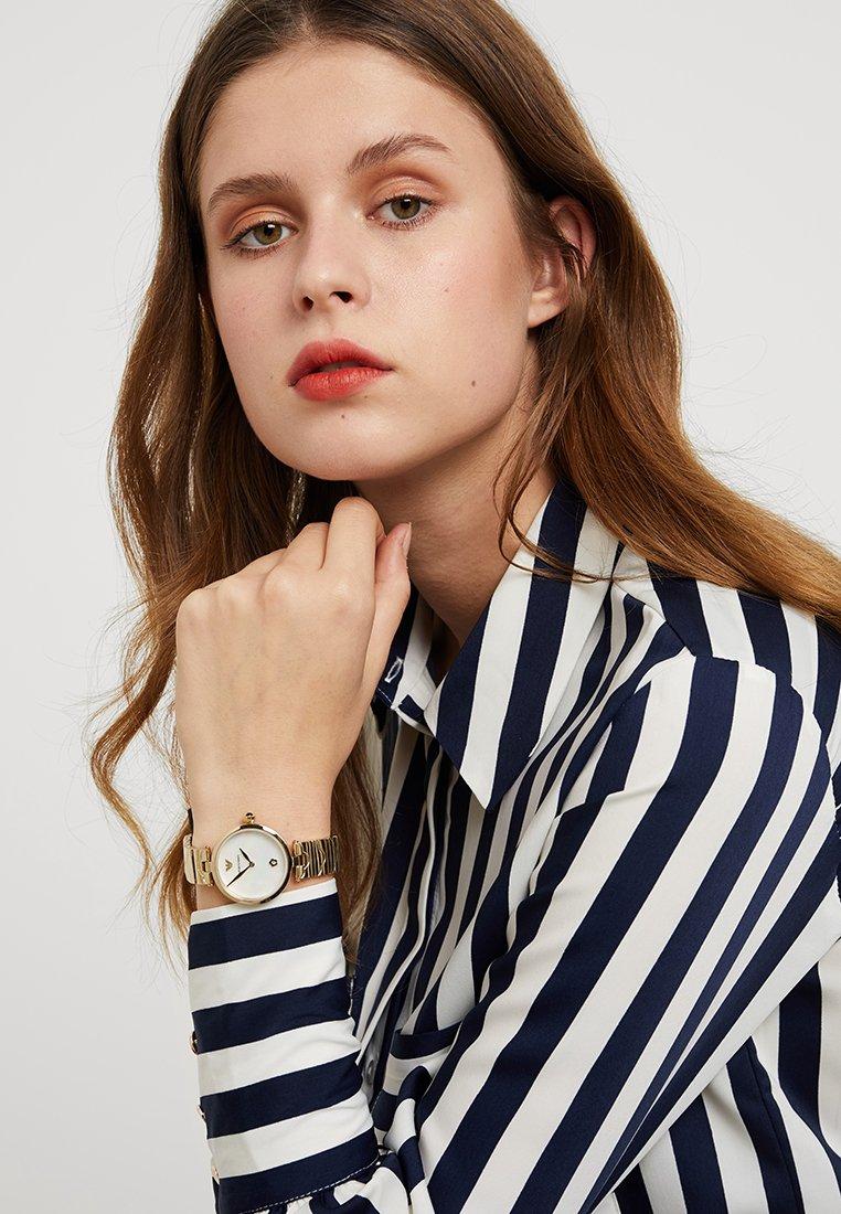 Emporio Armani - Watch - gold-coloured