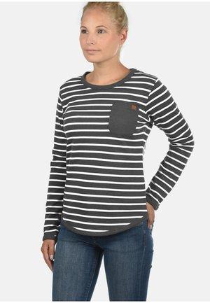 CHRISTIN - Sweatshirt - charcoal