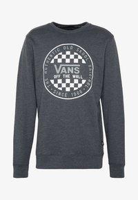 Vans - Stickad tröja - black heather - 3