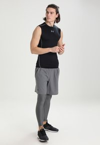 Under Armour - Camiseta de deporte - schwarz/grau - 1
