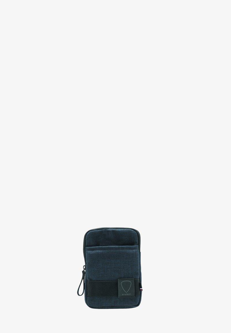 Strellson Premium - NORTHWOOD  - Across body bag - darkblue