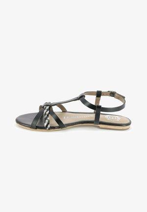 BERBERIS - Sandals - black