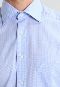 OLYMP - OLYMP LUXOR - Camicia elegante - bleu - 3