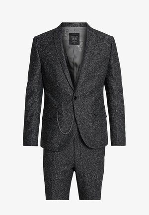 BUCKLAND SUIT - Kostym - charcoal