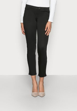 LAXA - Trousers - black