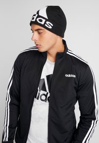 adidas Performance - BIG LOG BE - Mössa - black/white - 1