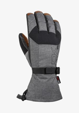 LTHR SCOUT - Gloves - carbon
