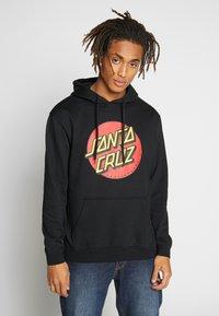 Santa Cruz - Hoodie - black - 0