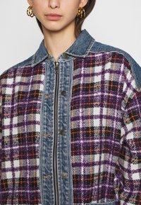 Diesel - G-KERYA JACKET - Summer jacket - multicolour - 6