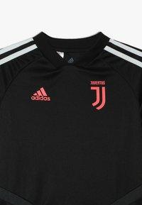 adidas Performance - JUVENTUS TURIN - Club wear - black/white - 3