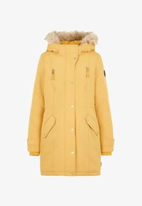 Vero Moda - VMTRACK EXPEDITION - Winter coat - gold - 5